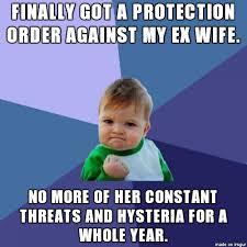 Go Away Meme - divorce doesn t mean they go away meme on imgur