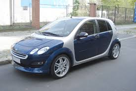 smart forfour wikiwand