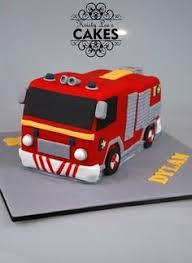 firetruck cake fireman sam engine cake tűzoltós szülinap