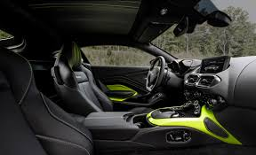 aston martin cars interior the 2019 aston martin vantage is jaw dropping slashgear