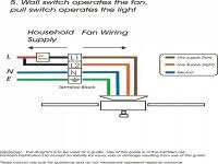 ceiling fan light wiring diagram install u2014 bitdigest design