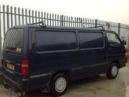 toyota hiace panel van 2 0 petrol lwb manual blue in keighley