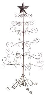 antique wire tree 25 x49 traditional
