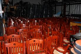 used table and chairs for sale musical chair overload tons of used tables chairs now at one and