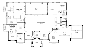 ranch house designs floor plans mirage 60 acreage level floorplan by kurmond homes new home