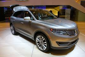 lincoln jeep 2016 2016 mkx could be the sign that lincoln is finally getting the