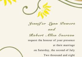 Marriage Cards Messages Example Wedding Invitations Best Example Of A Wedding Invitation