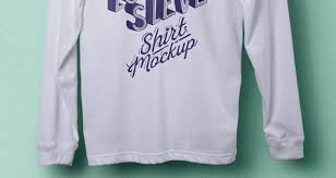 psd long sleeve t shirt mockup vol1 psd mock up templates pixeden