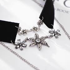 vintage leather choker necklace images Vintage leather choker necklace black or pink free gift included jpg