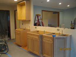 west chester kitchen finish cabinets and paint remodeling
