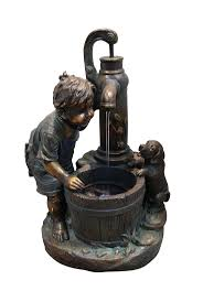 Outdoor Water Fountains With Lights 64 Best Indoor Water Fountains Images On Pinterest Indoor Water