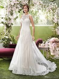 designer bridal dresses 2016 designer wedding dresses by novia d high neck appliqued