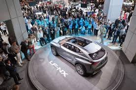 lexus lf nx suv price lexus cars news lf nx concept