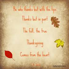 thanksgiving quotes archives daily mayo