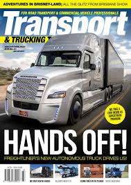 transport and trucking today issue 103 june july 2015 by transport