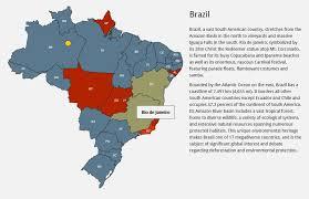 map of brazil javascript map of brazil jsmaps