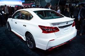 nissan sentra 2017 interior 2017 nissan sentra nismo review first impressions and quick spin