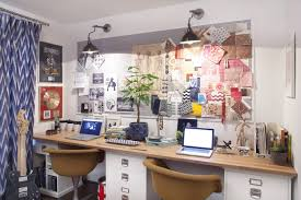 How To Decorate Your Desk At Home 60 Best Home Office Decorating Ideas Design Photos Of Home