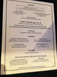 Best Set The Table Photos 2017 Blue Maize by Special Dining Events With Reserved Viewing For Shows Disneyland