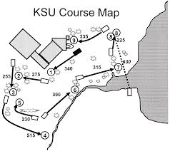 Youngstown Ohio Map by Kent State University Trumbull Professional Disc Golf Association