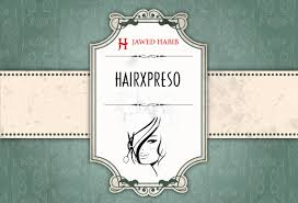 hairxpreso u2013 jawed habib