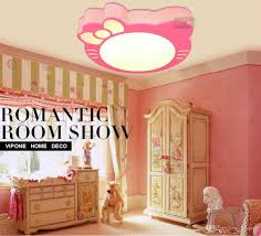 discount wholesale girls bedroom lighting led ceiling cartoon