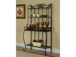 Kitchen Bakers Rack Cabinets by Bakers Racks Bakers Rack Cabinet Rack Bakers Cabinet