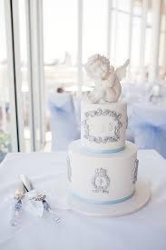 kara u0027s party ideas white u0026 blue christening celebration kara u0027s