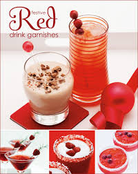 Drink Garnishes Festive Holiday Drink Garnishes Red Hostess With The Mostess