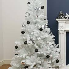 white artificial tree