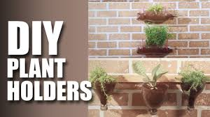3 types of diy plant holders world environment day mad stuff