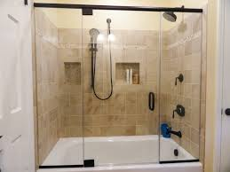 Shower Doors Bathtub Best Bathtub Shower Doors Bathtub Glass Doors Frameless Shower