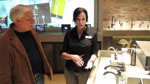 Brizo Vuelo Kitchen Faucet by Askthebuilder At Dream2o Showroom Delta And Brizo Faucets Youtube