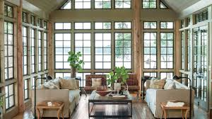 Southern House Styles Lake House Interior Design Ideas
