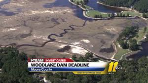 fed up with owners deq takes of woodlake dam abc11