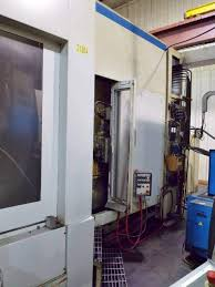 mandelli 7 type u 400 cnc vertical horizontal machining center
