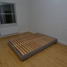 Slatted Bed Base Queen Bed Frames Platform Bed With Headboard Ikea Slatted Bed Base