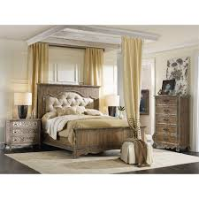 Light Wood Bedroom Sets Furniture Chatelet 3 Upholstered Panel Bedroom