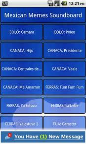 Meme Soundboard - mexican meme soundboard 1 0 1 apk download android entertainment apps