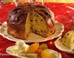 aufeminin cuisine recette panettone brioche italienne notre recette panettone