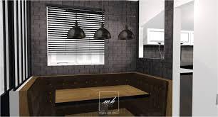 Banquette De Cuisine Ikea by Cuisine Cuisine Et Coin Repas Contemporain Belle Cuisine Nous A