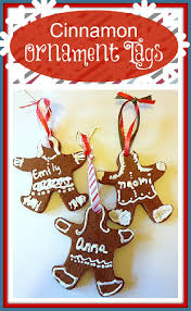 susieqtpies cafe craft cinnamon ornaments and gift tags