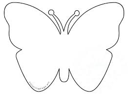 drawing of a butterfly for coloring butterfly coloring pages print