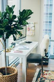 how to create an inspiring workspace the fox u0026 she