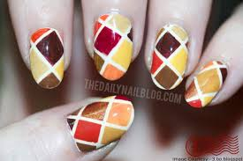thanksgiving fingernails 18 thanksgiving and fall nail ideas thebeautyinsiders
