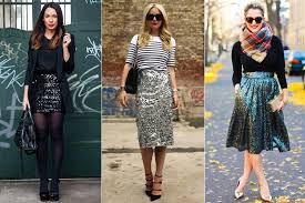 sequin skirt 15 ways to style your sequin skirt this season