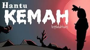 film kartun anak hantu lucu nonton kartun lucu hantu kemah funny cartoon animasi indonesia