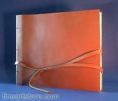 Leather Scrapbooks Leather Scrapbook Albums Handmade Cover Photo Album Information