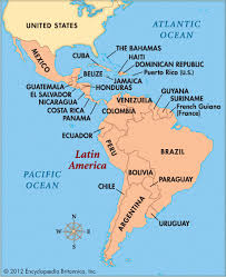 south america map with country names and capitals history of america events facts building new nations