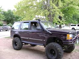 Ford Ranger Truckman Top - trying to figure out what size pvc for snorkel ford explorer and